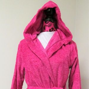 Ulta Beauty (NWOT) Women Hooded Bath Robe Size S/M